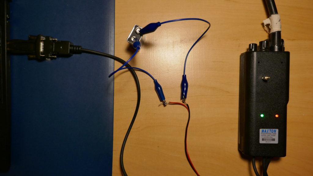GP300 Hardware Setup